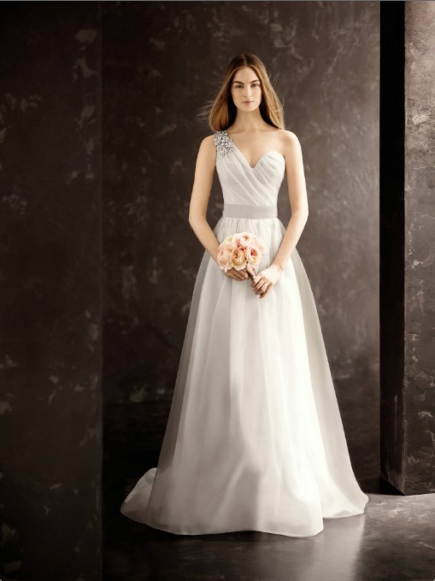 Vera wang wedding dresses davids bridal pictures ideas for Vera wang used wedding dress