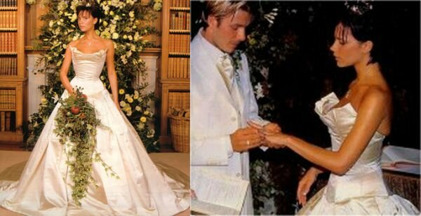 Victoria Beckham wedding dresses Photo - 10