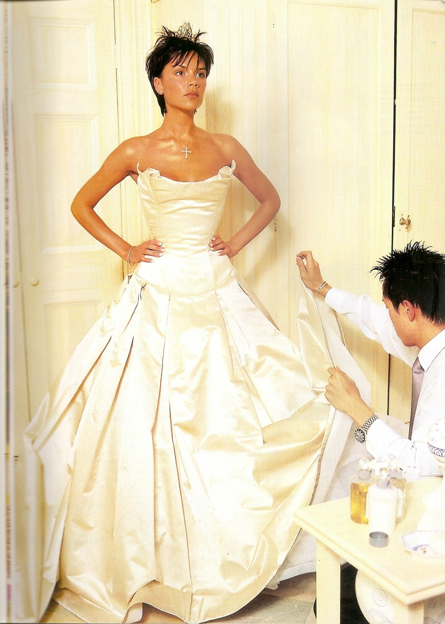 Victoria Beckham wedding dresses Photo - 1