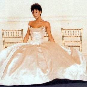 Victoria Beckham wedding dresses Photo - 3