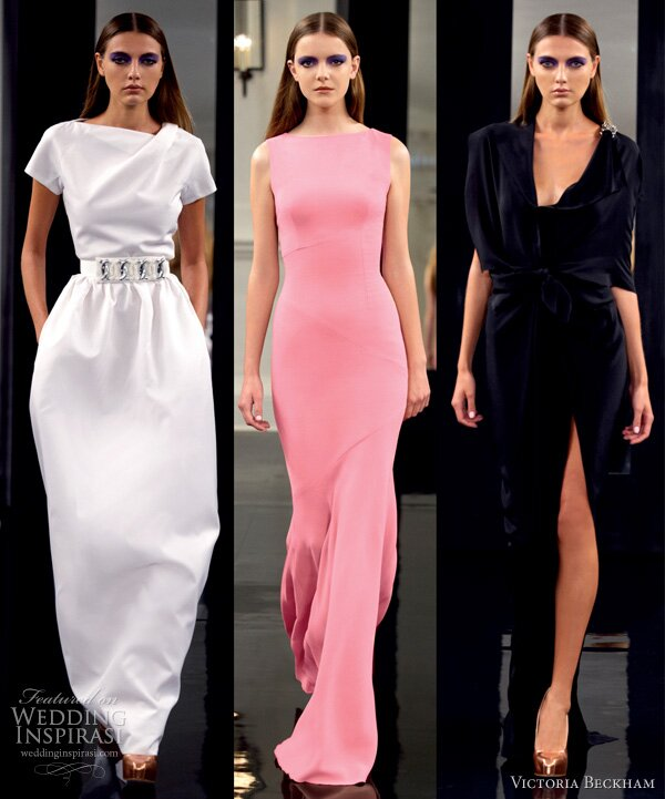 Victoria Beckham wedding dresses Photo - 5