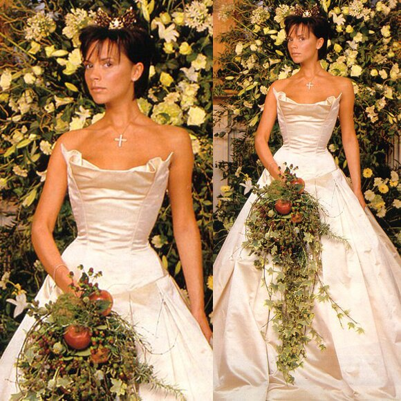 Victoria Beckham wedding dresses Photo - 7