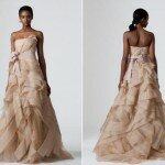 Vintage Vera Wang wedding dresses Photo - 1