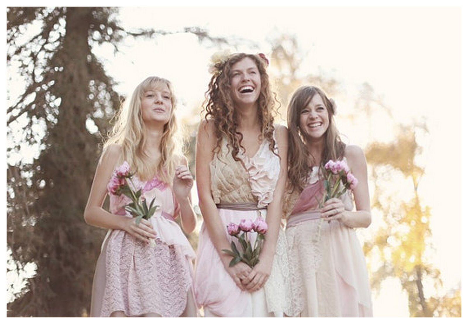 Vintage wedding bridesmaid dresses pictures ideas guide to vintage wedding bridesmaid dresses photo 2 ombrellifo Images