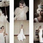 Vintage wedding dresses 1920 Photo - 1