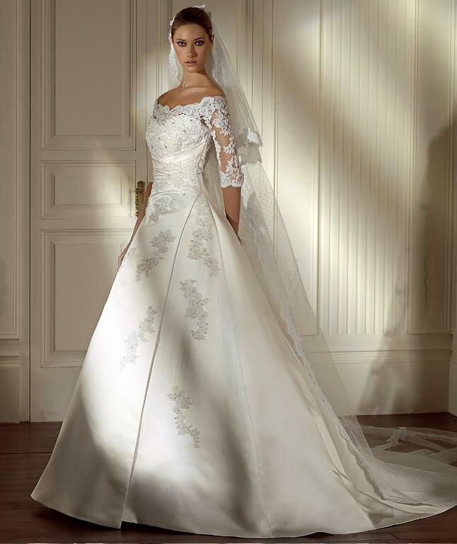 Vintage Wedding Dresses Chicago Photo   2