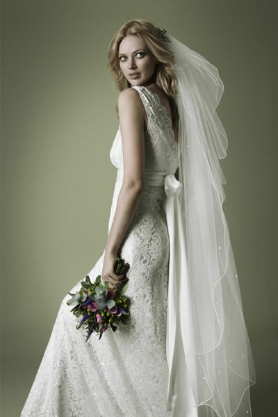 Vintage wedding dresses company Photo - 9