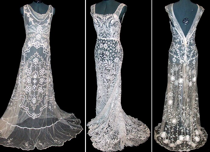Vintage Wedding Dresses Nyc Photo 1