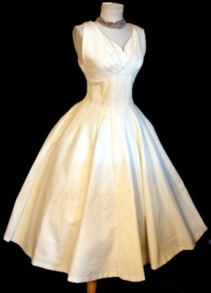 Vintage wedding dresses portland Photo - 1