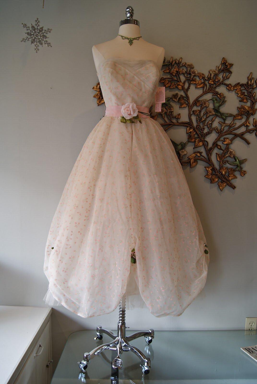 Vintage wedding dresses portland Photo - 4