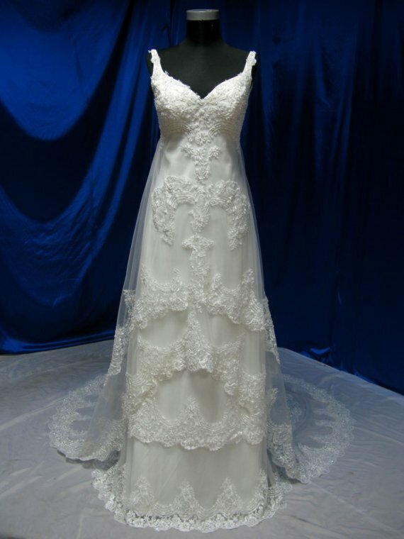 Vintage wedding dresses portland Photo - 7