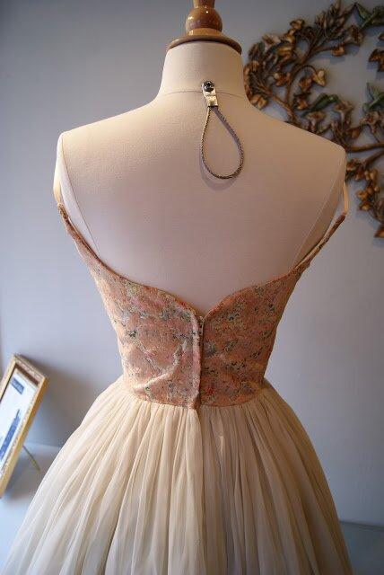 Vintage wedding dresses portland oregon Photo - 10