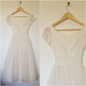 Vintage wedding dresses san francisco Photo - 1