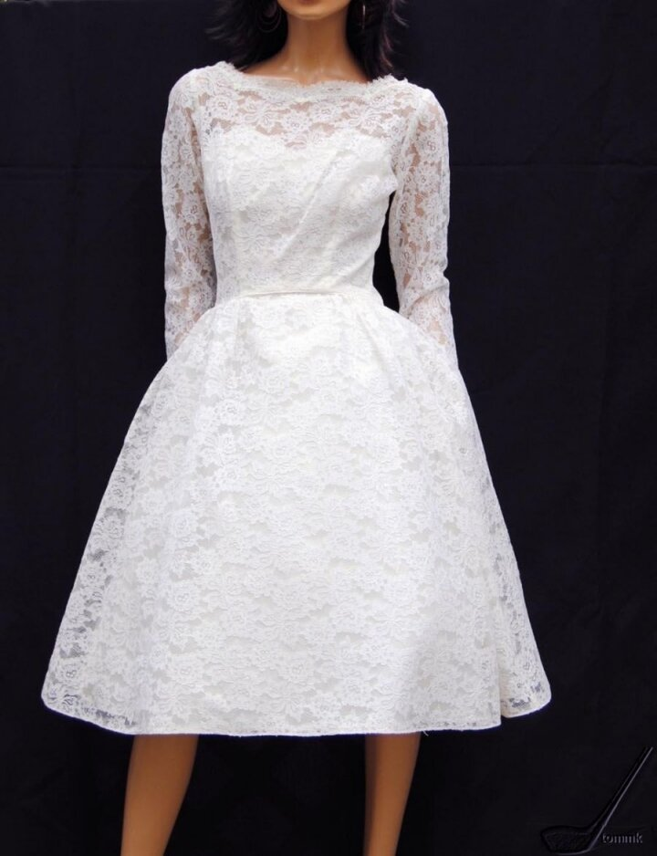 Vintage wedding dresses san francisco Photo - 2