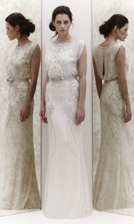 Vintage wedding dresses seattle Photo - 9
