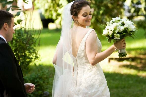 Vintage wedding dresses seattle Photo - 6