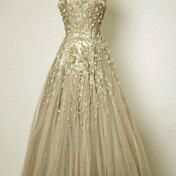 Vintage wedding party dresses Photo - 1