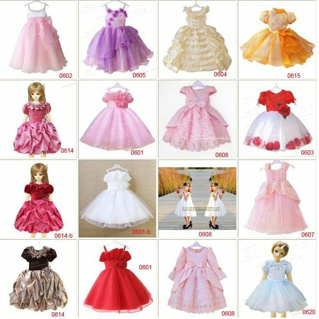 Wedding dresses for babies: Pictures ideas, Guide to buying ...