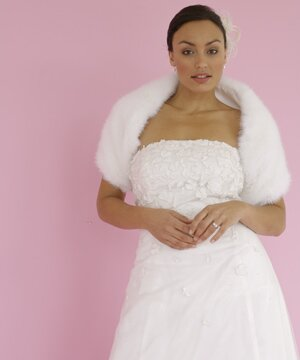 Wedding dresses for curvy girls Photo - 8