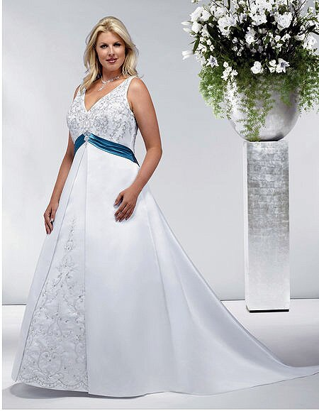 Wedding dresses for fat girls photo 9 browse pictures for Wedding dresses for thick girls