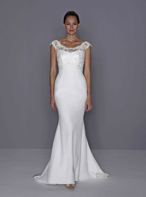 Wedding dresses for mature women: Pictures ideas, Guide to buying ...