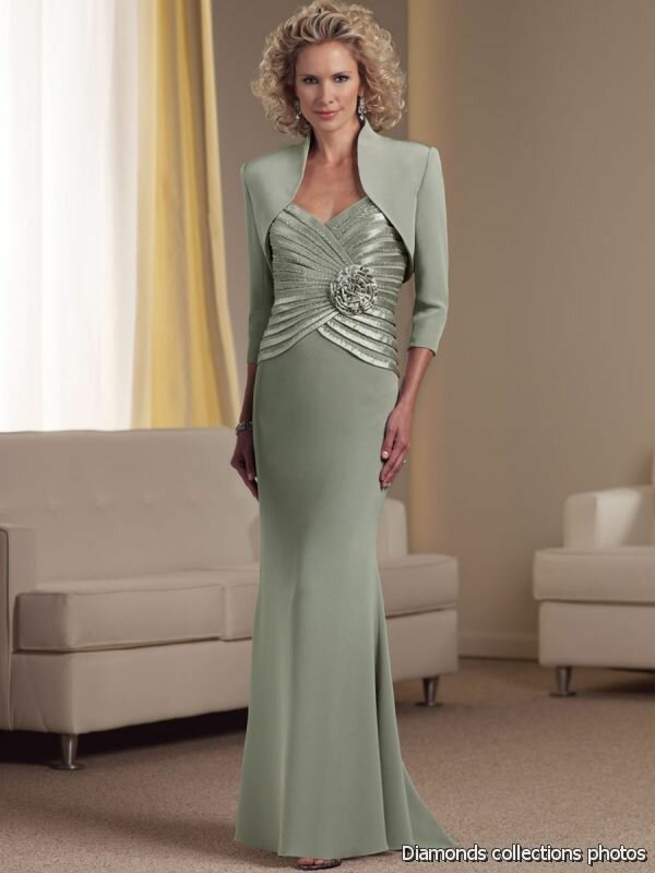 dresses for older lady wedding ideas