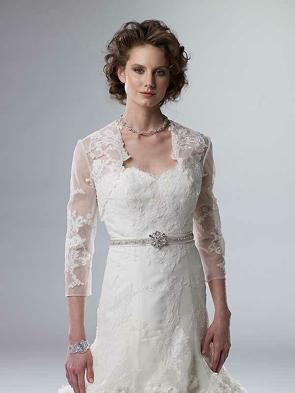 Wedding Dresses For Older Brides Photo   3