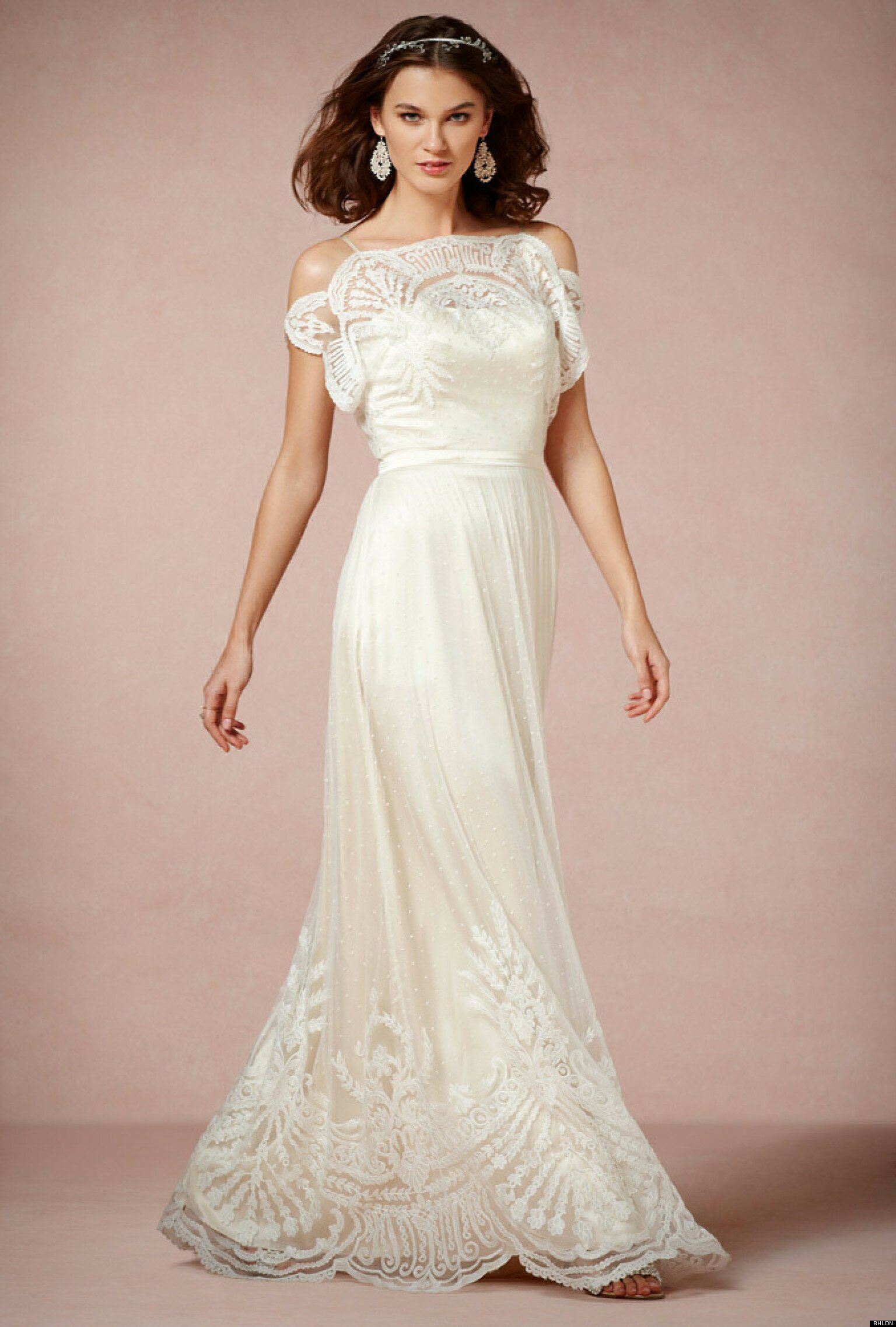 Older Women Wedding Dresses