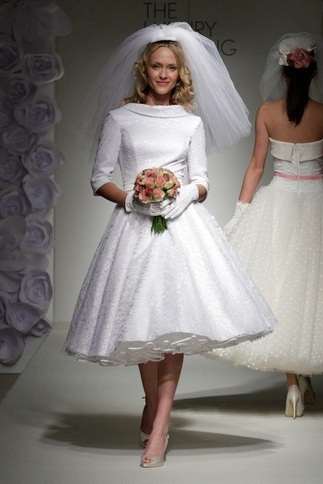 5507c4b11646 Change your style. Look for something new for yourselves. Wedding dresses  for over 50 ...