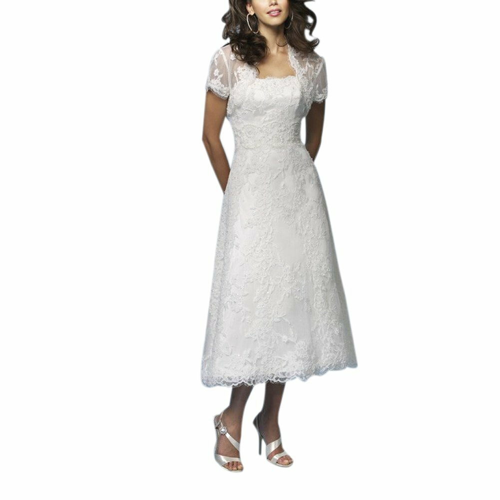 Wedding dresses for over 50 brides pictures ideas guide for Wedding dresses for over 60 years old