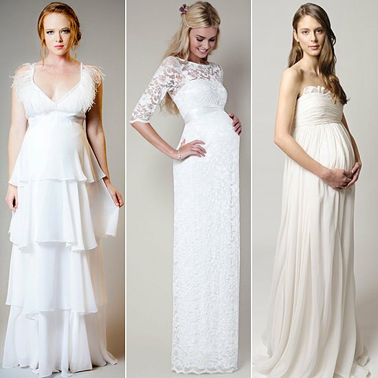 Wedding dresses for pregnant: Pictures ideas, Guide to buying ...