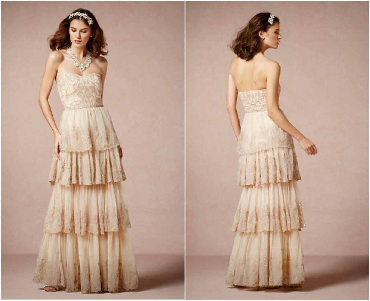 Wedding dresses for rustic weddings: Pictures ideas, Guide to buying ...
