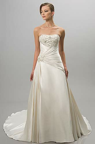 Change Your Style Look For Something New Yourselves Wedding Dresses Second Time Brides