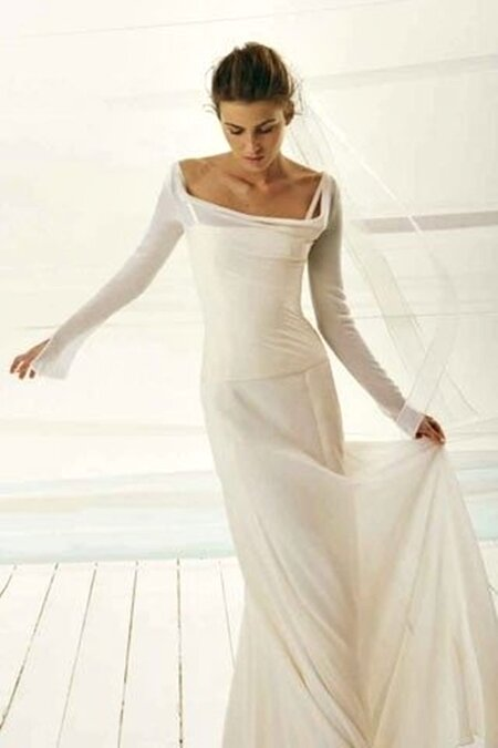 Wedding Dresses For Second Time Brides Pictures Ideas Guide To
