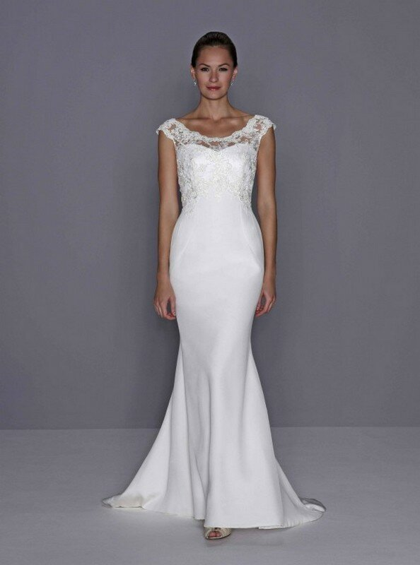 second time wedding dresses