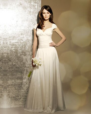 Wedding dresses for second weddings: Pictures ideas, Guide to ...