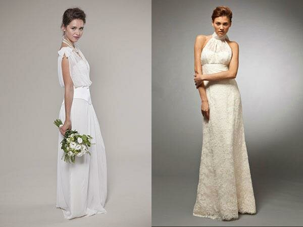 Change Your Style Look For Something New Yourselves Wedding Dresses Small Weddings