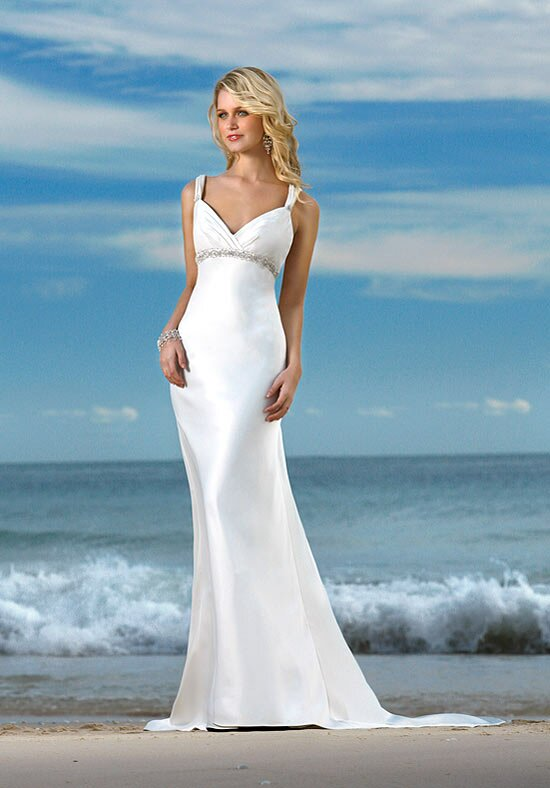 Wedding dresses for the beach style Photo - 5