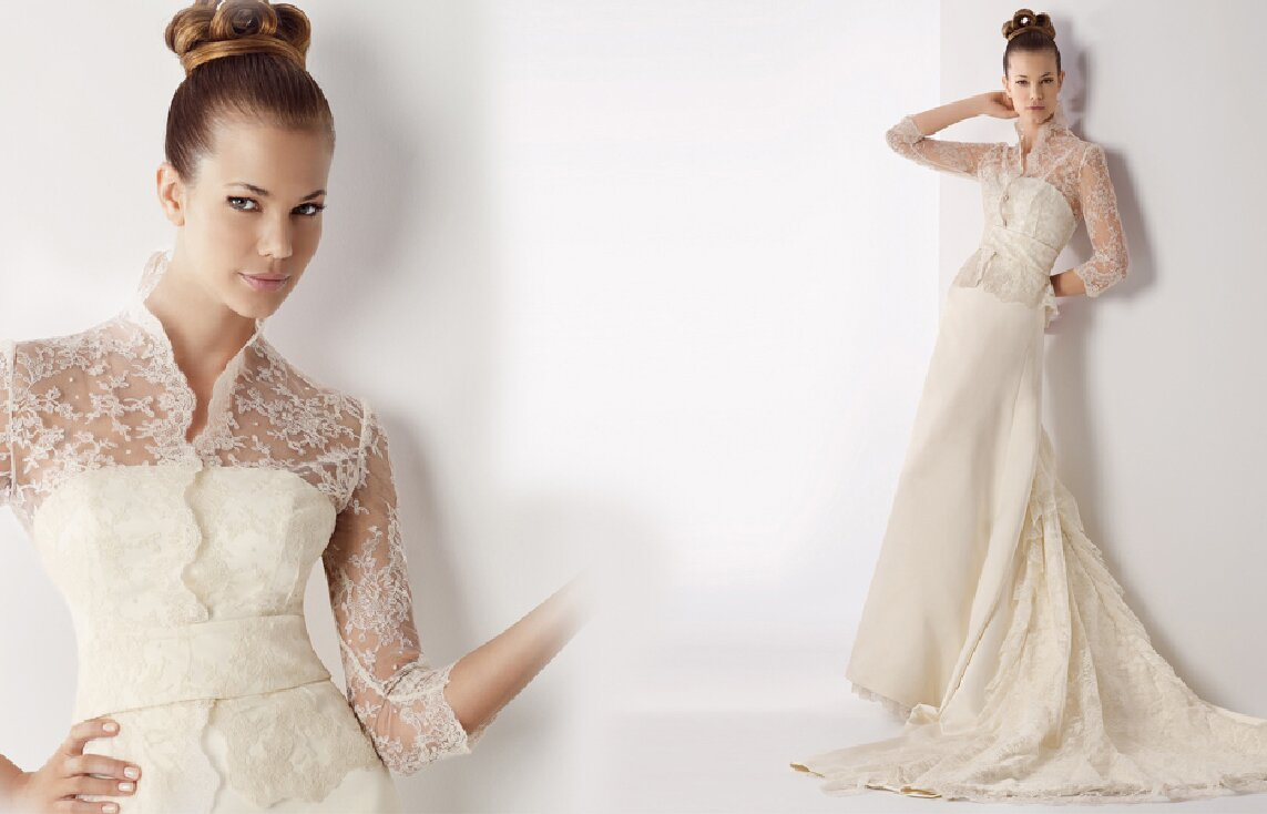 Elegant Wedding Dresses For The Mature Bride : Wedding dresses for the mature bride pictures ideas guide to buying