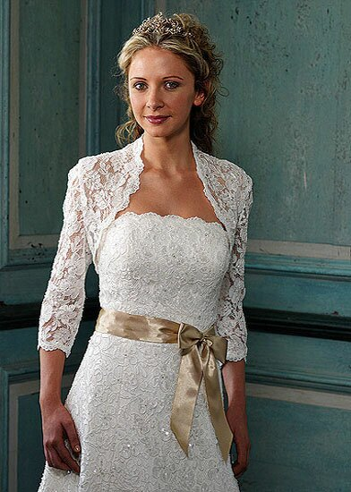 Wedding dresses for the older bride: Pictures ideas, Guide to buying ...