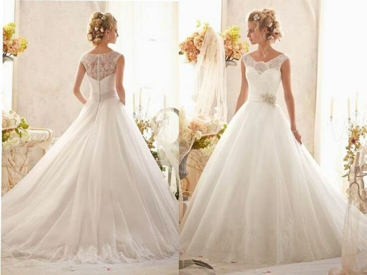 Wedding dresses for the second time around Photo - 9