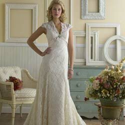 Wedding dresses for the second time around Photo - 4