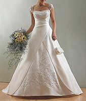 Wedding dresses for the second time around Photo - 7