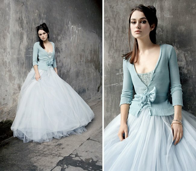 Wedding dresses for winter Photo - 9