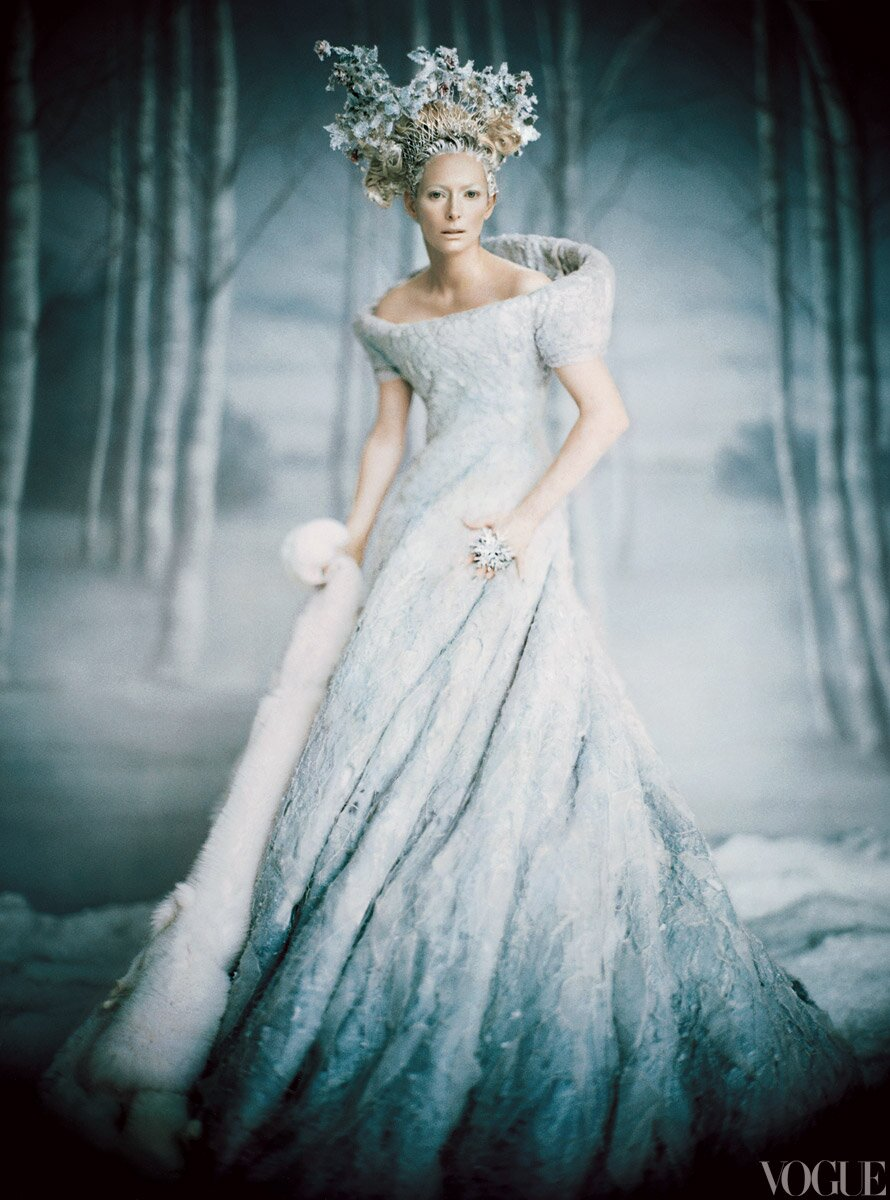 Wedding dresses for winter Photo - 4