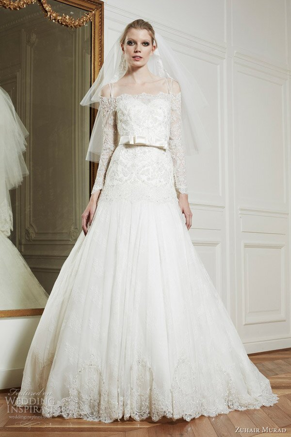 Wedding dresses for winter Photo - 6