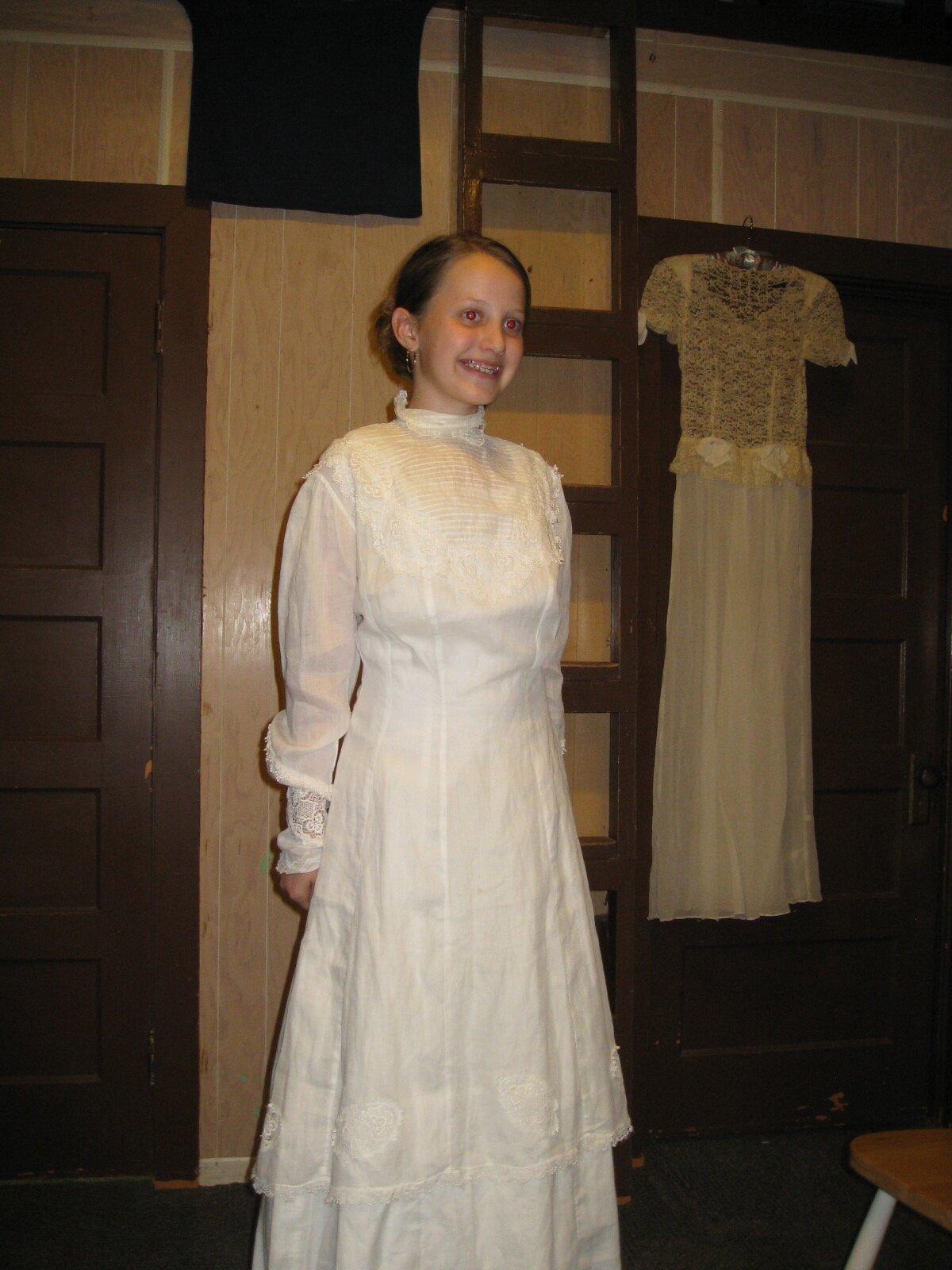 wedding dresses over 50 years old | Wedding