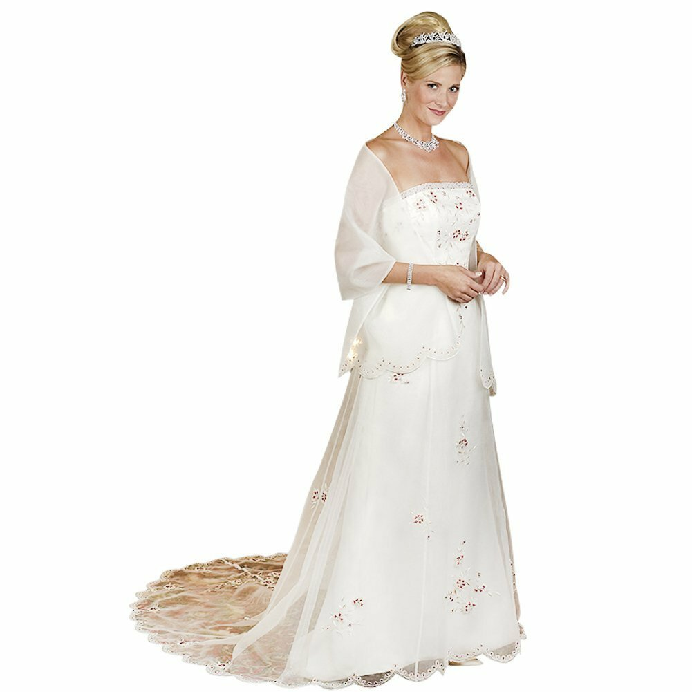 wedding dresses for women over 50 years old pictures