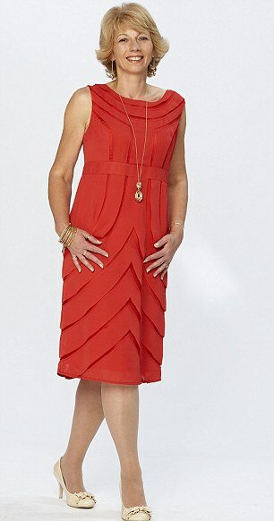 Clothes for women over 50 years old