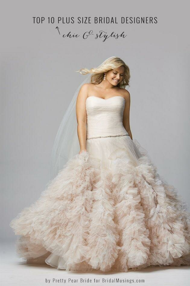 Wedding Dresses Plus Size Designer Pictures Ideas Guide To Buying